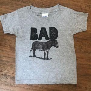 Bad A$$ Toddler Shirt
